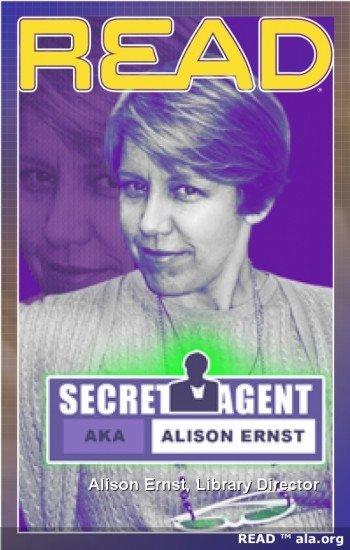 Secret agent alison